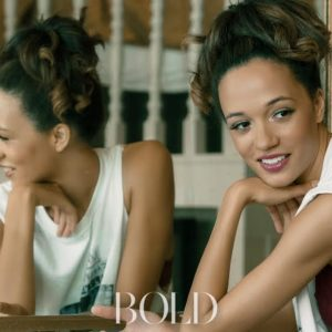 Eku Edewor for Bold Magazine - BellaNaija - November 2015