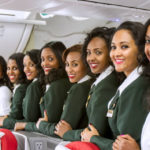 Ethiopian Airlines all female flight