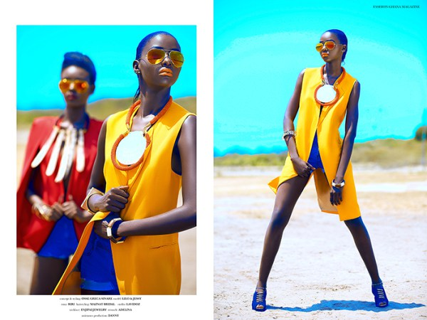 FashionGhana.com Desert Oasis Editorial - BellaNaija - November2015001
