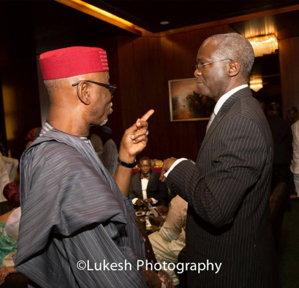 Fashola at Ministers' Inauguration 1