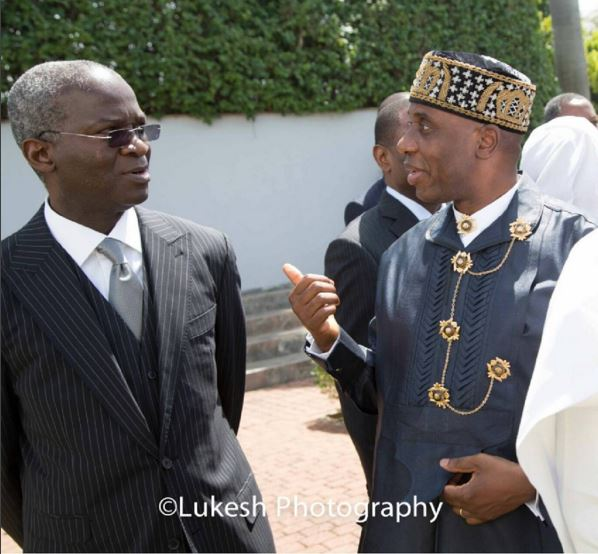 Fashola at Ministers' Inauguration 3