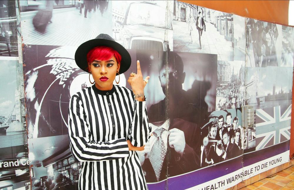 Fefe - Nigerian Rapper-BellaNaija 2015 2
