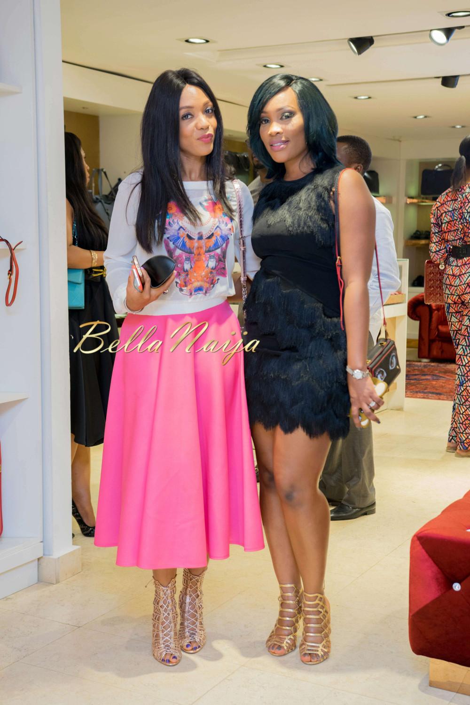 Fifi Umenyiora & Tola Adeagbo