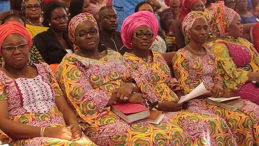 First Ladies at 2015 Arise Women's Conference 4