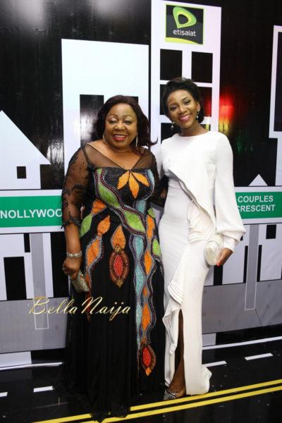 Florence Ita Giwa & Genevieve Nnaji
