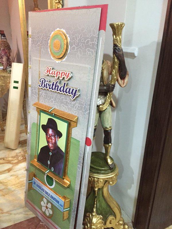 GEJ - Goodluck Ebele Jonathan 58th Birthday 2015_BellaNaija 2