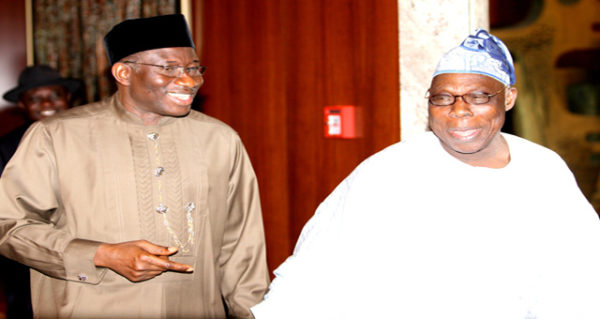 GEJ and OBJ