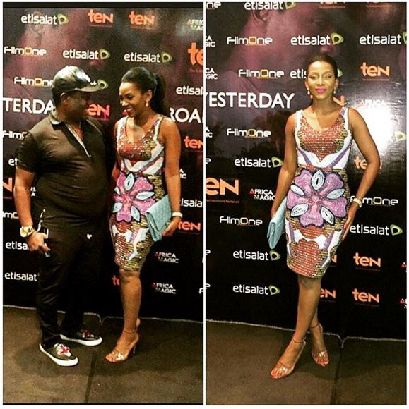 Genevieve-Nnaji-Road-To-Yesterday-Enugu-Premiere (1)