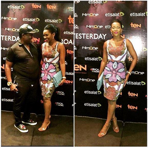 Genevieve-Nnaji-Road-To-Yesterday-Enugu-Premiere (1)