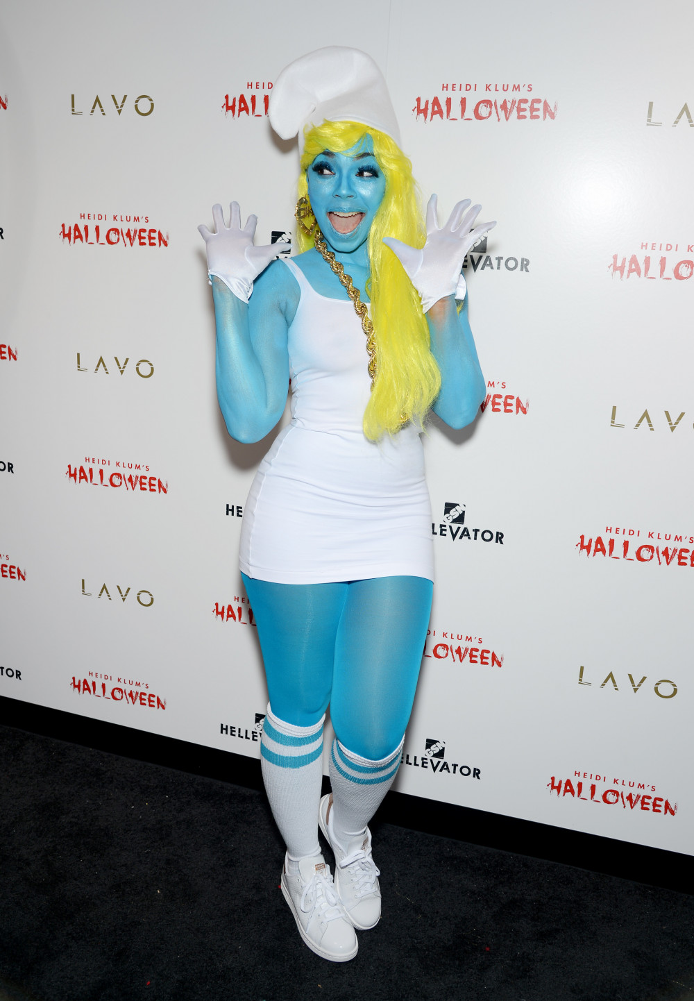 Scary Halloween Costumes from your fave Celebs   Jennifer Lopez ...