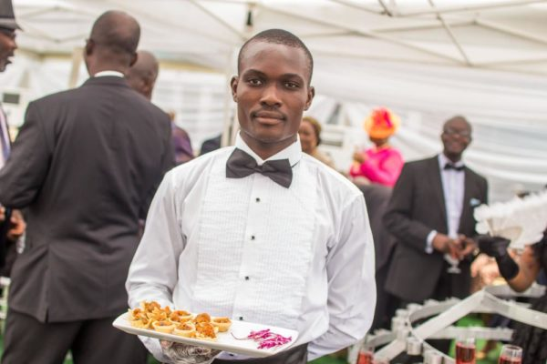 Goldielux Catering Waiters