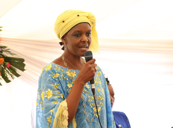 Grace Mugabe vanishes after alleged assault on lady in sons' hotel room