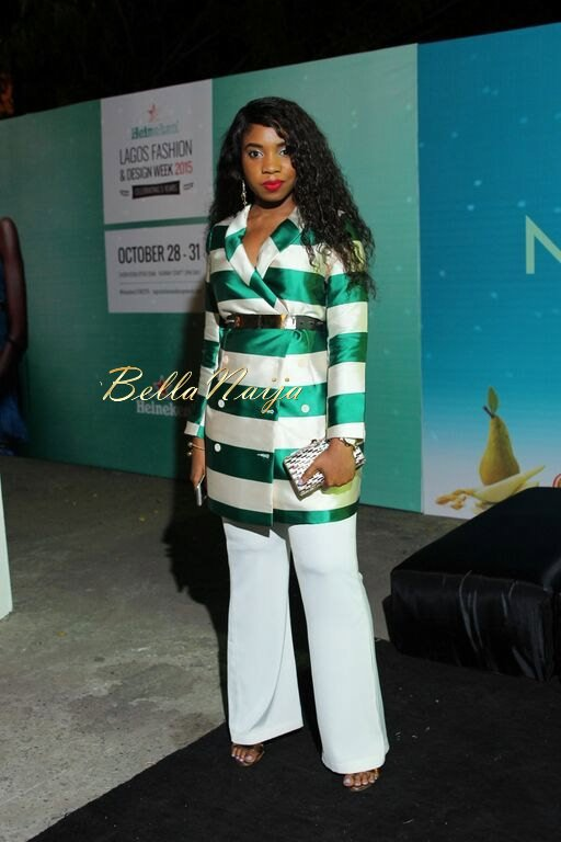 Heineken LFDW 2015 Red Carpet Day 4 - BellaNaija - October2015001