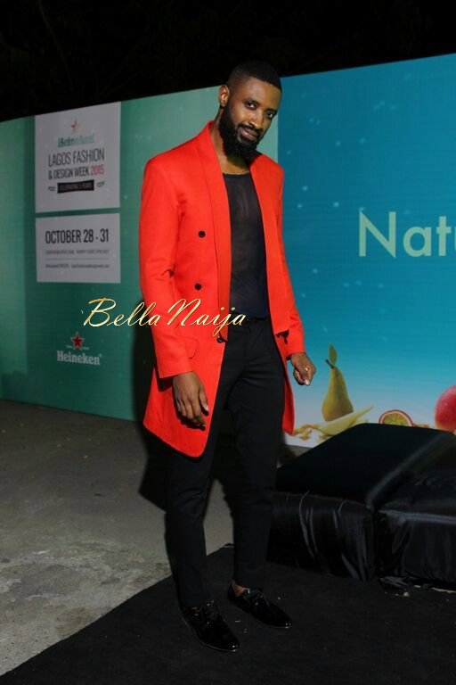 Heineken LFDW 2015 Red Carpet Day 4 - BellaNaija - October2015002