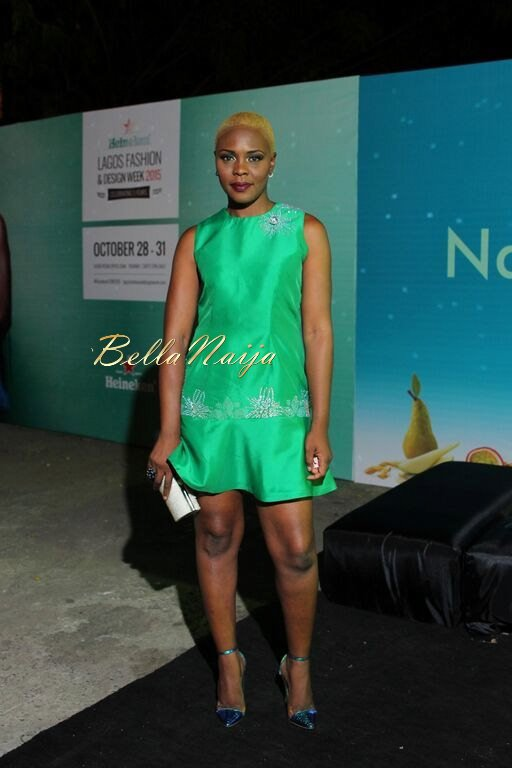 Heineken LFDW 2015 Red Carpet Day 4 - BellaNaija - October2015012