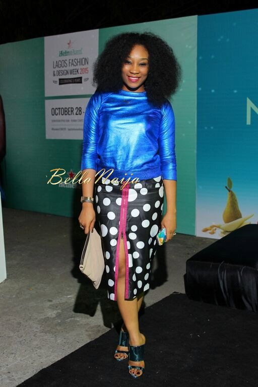 Heineken LFDW 2015 Red Carpet Day 4 - BellaNaija - October2015016