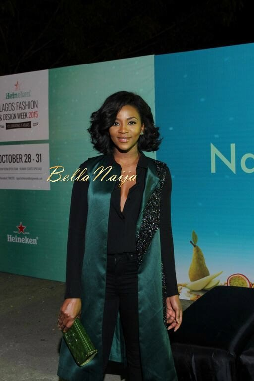 Heineken LFDW 2015 Red Carpet Day 4 - BellaNaija - October2015017