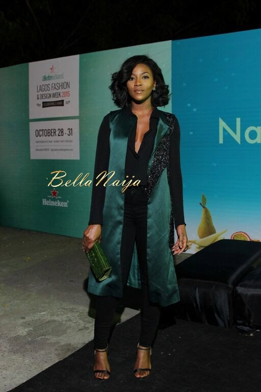 Heineken LFDW 2015 Red Carpet Day 4 - BellaNaija - October2015018