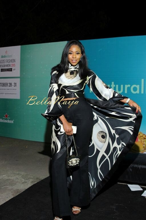 Heineken LFDW 2015 Red Carpet Day 4 - BellaNaija - October2015027