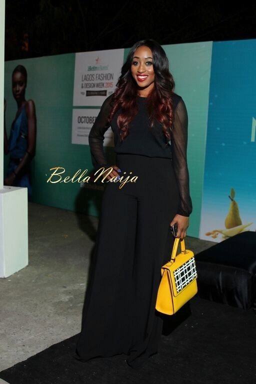 Heineken LFDW 2015 Red Carpet Day 4 - BellaNaija - October2015029