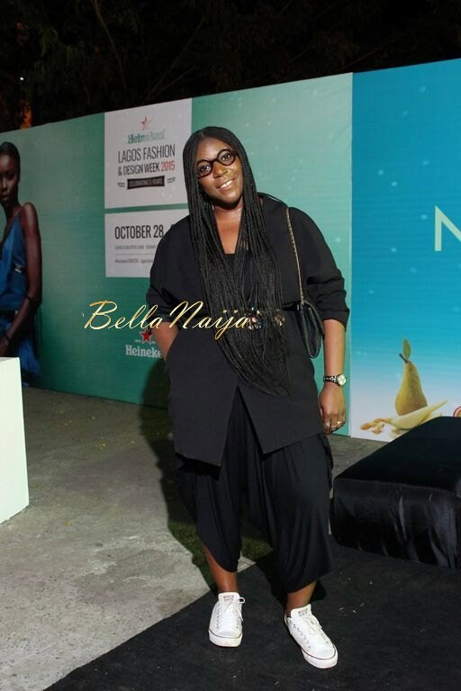 Heineken LFDW 2015 Red Carpet Day 4 - BellaNaija - October2015032