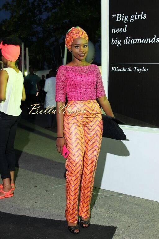 Heineken LFDW 2015 Red Carpet Day 4 - BellaNaija - October2015042