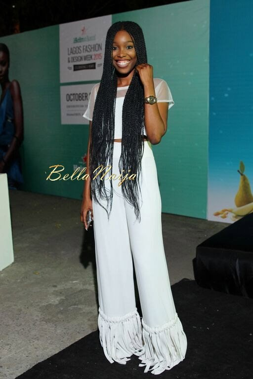 Heineken LFDW 2015 Red Carpet Day 4 - BellaNaija - October2015046