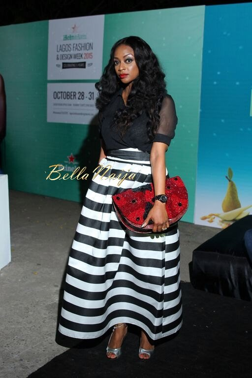 Heineken LFDW 2015 Red Carpet Day 4 - BellaNaija - October2015063