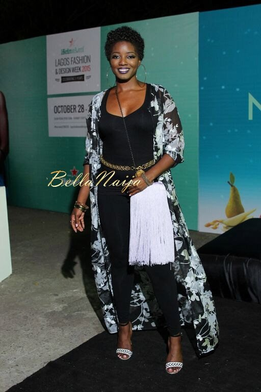 Heineken LFDW 2015 Red Carpet Day 4 - BellaNaija - October2015071