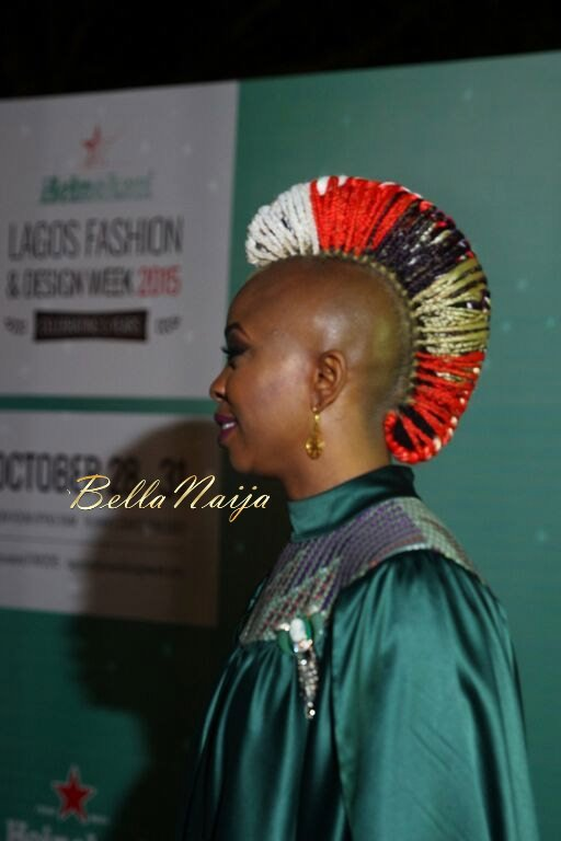 Heineken LFDW 2015 Red Carpet Day 4 - BellaNaija - October2015073