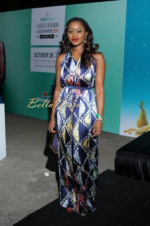 Heineken LFDW 2015 Red Carpet Day 4 - BellaNaija - October2015074