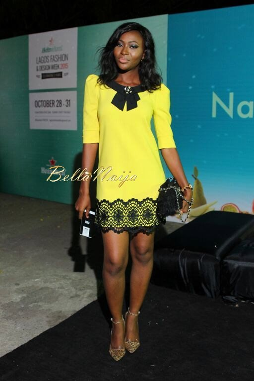 Heineken LFDW 2015 Red Carpet Day 4 - BellaNaija - October2015079