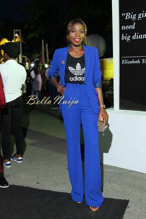 Heineken LFDW 2015 Red Carpet Day 4 - BellaNaija - October2015081