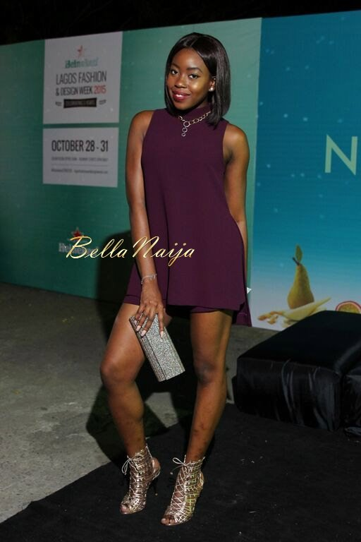 Heineken LFDW 2015 Red Carpet Day 4 - BellaNaija - October2015084