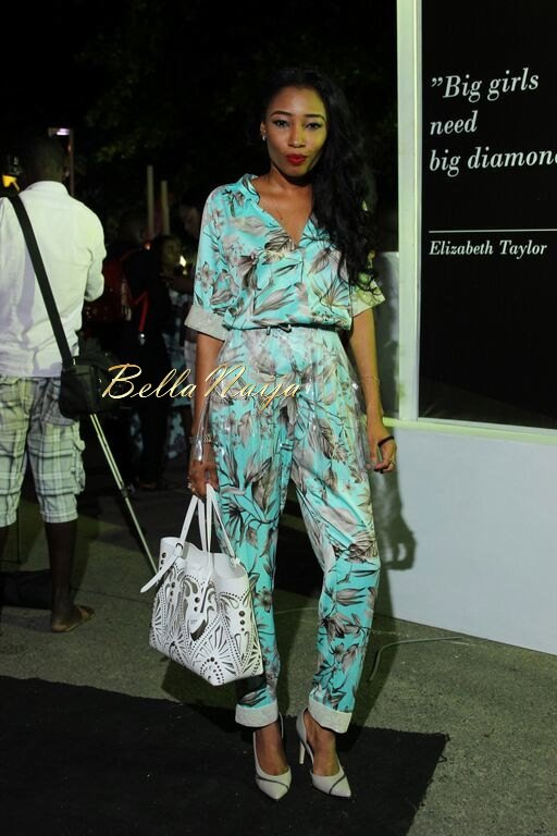 Heineken LFDW 2015 Red Carpet Day 4 - BellaNaija - October2015086