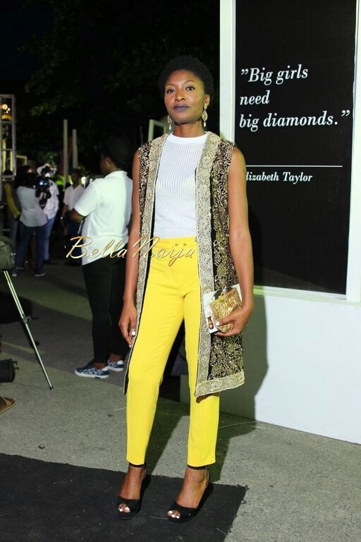 Heineken LFDW 2015 Red Carpet Day 4 - BellaNaija - October2015092