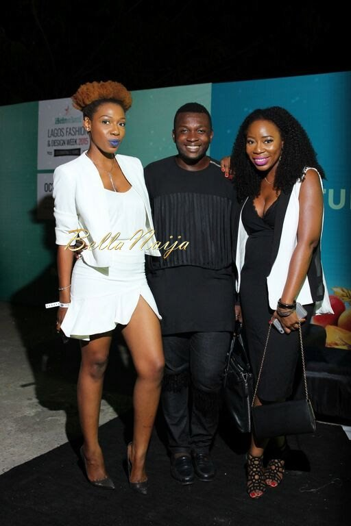 Heineken LFDW 2015 Red Carpet Day 4 - BellaNaija - October2015097