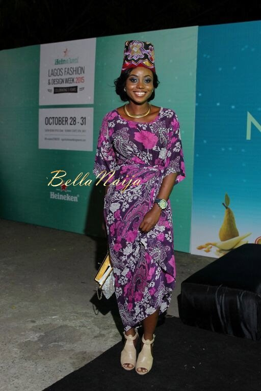 Heineken LFDW 2015 Red Carpet Day 4 - BellaNaija - October2015103