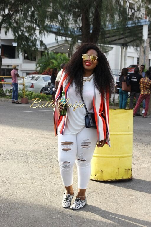 Heineken LFDW 2015 Street Style Day 4 - BellaNaija - October2015001 (15)