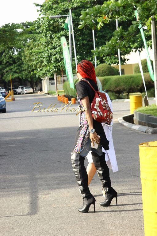 Heineken LFDW 2015 Street Style Day 4 - BellaNaija - October2015001 (29)