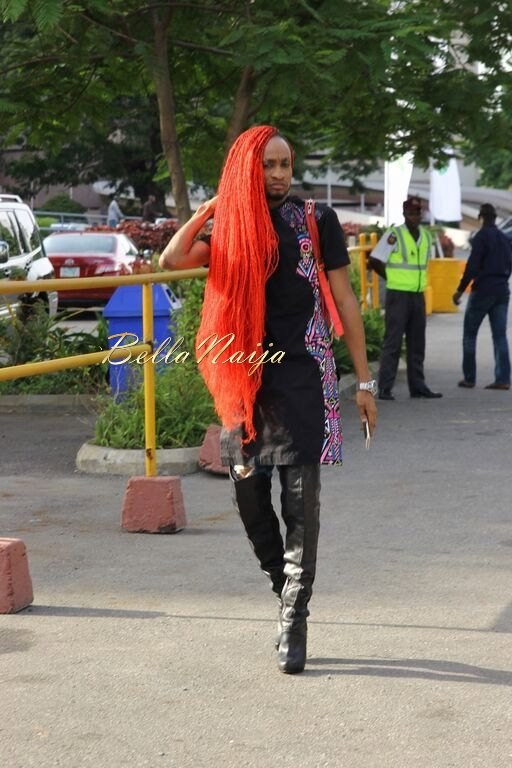 Heineken LFDW 2015 Street Style Day 4 - BellaNaija - October2015001 (6)