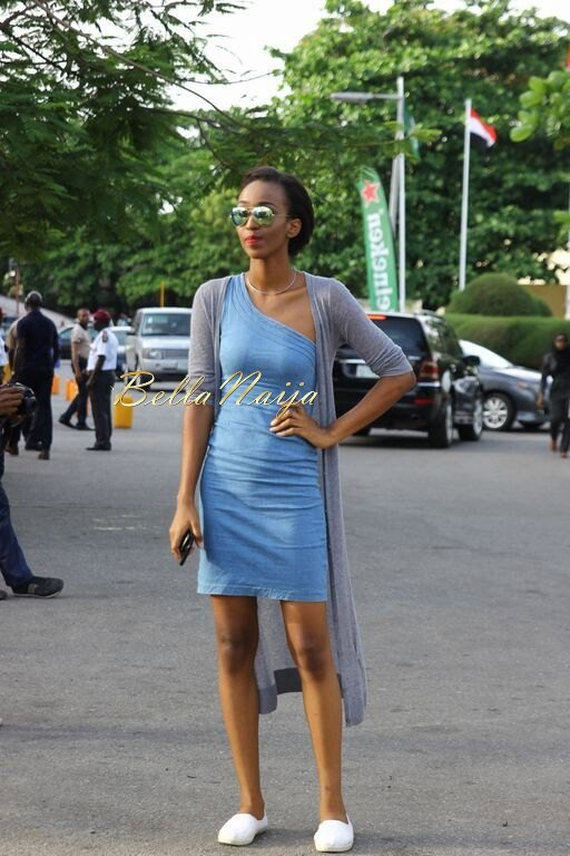 Heineken LFDW 2015 Street Style Day 4 - BellaNaija - October2015001 (8)