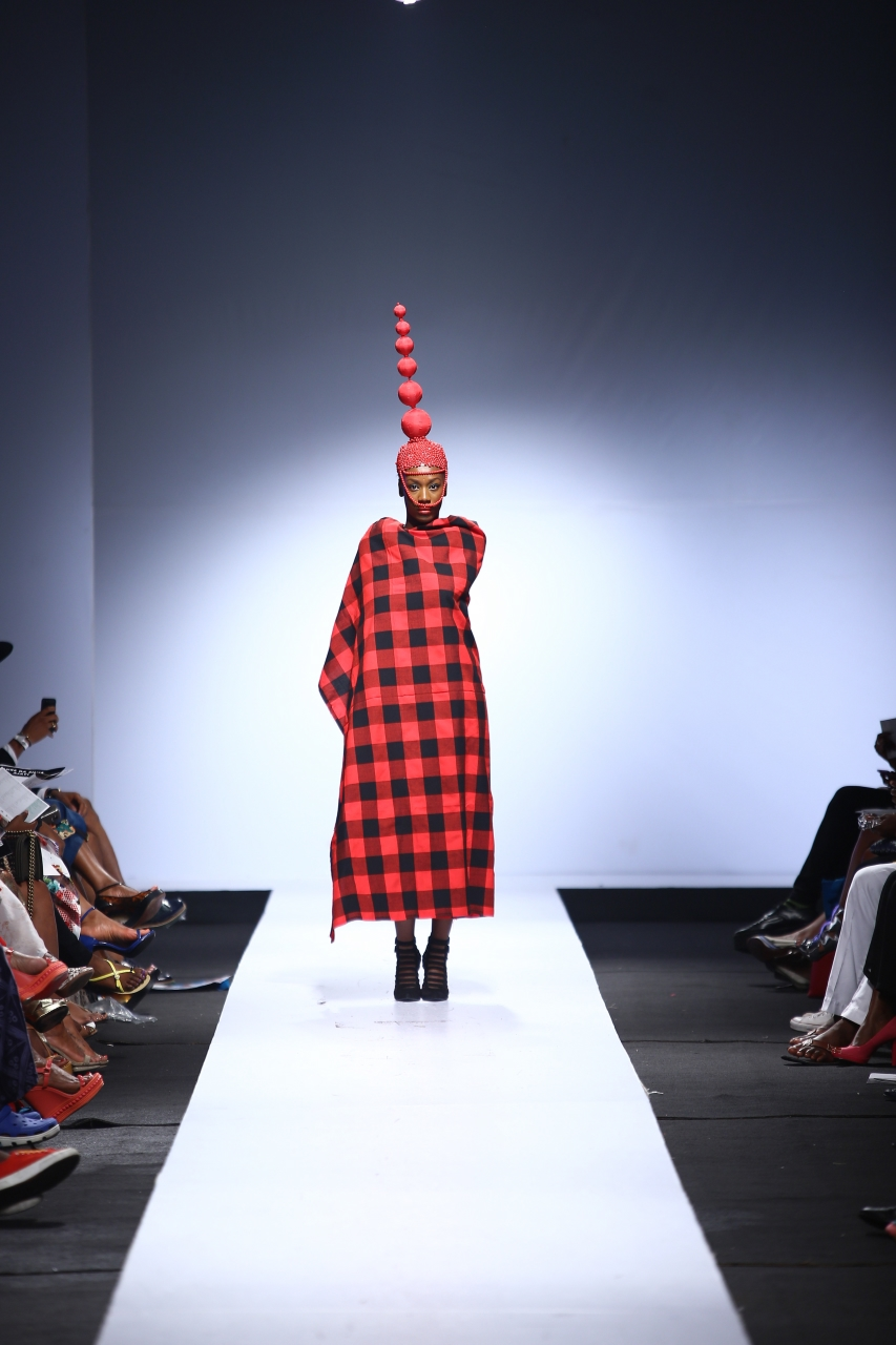 Heineken Lagos Fashion & Design Week 2015 Ade Bakare Collection - BellaNaija - October 2015