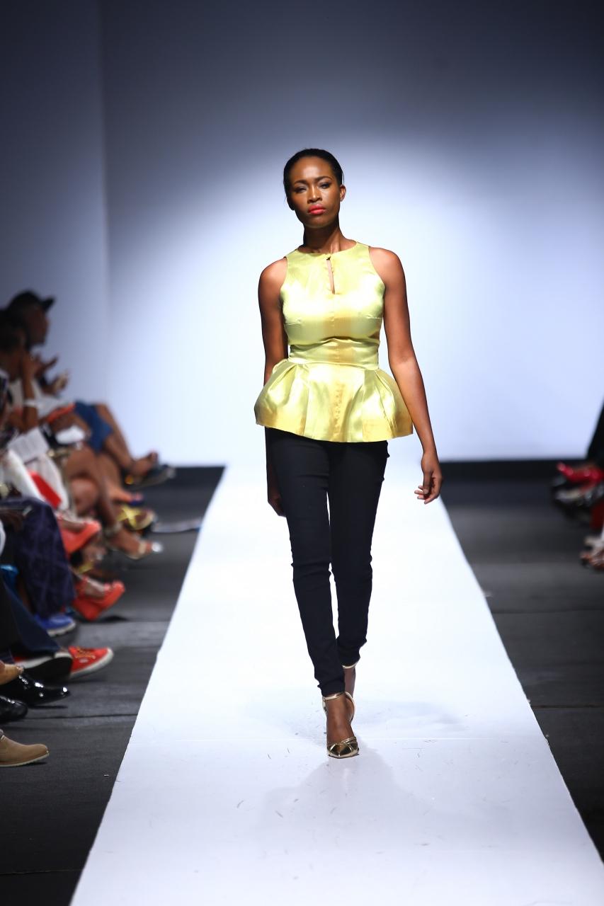 Heineken Lagos Fashion & Design Week 2015 Ade Bakare Collection - BellaNaija - October 20150014