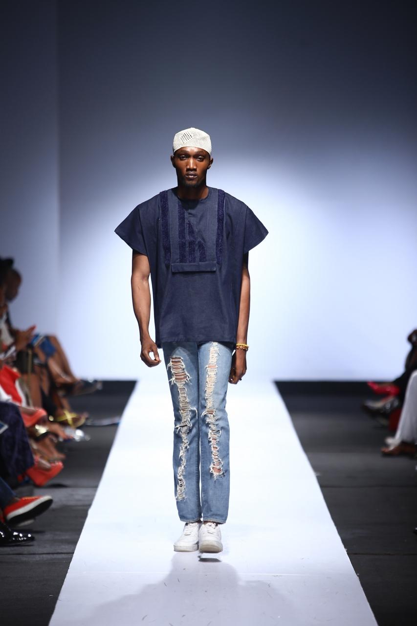 Heineken Lagos Fashion & Design Week 2015 Ade Bakare Collection - BellaNaija - October 2015004