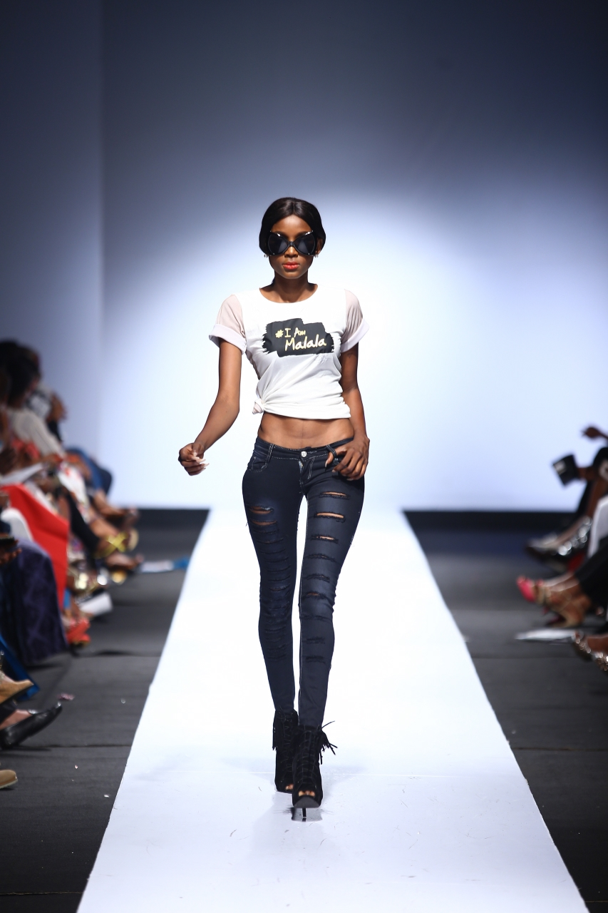 Heineken Lagos Fashion & Design Week 2015 Kiki Kamanu Collection - BellaNaija - October 2015