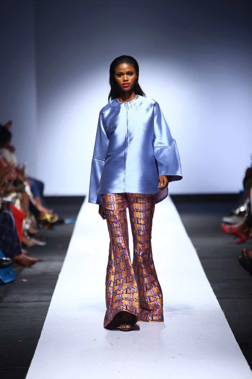 Heineken Lagos Fashion & Design Week 2015 Tsemaye Binitie Collection - BellaNaija - October 2015