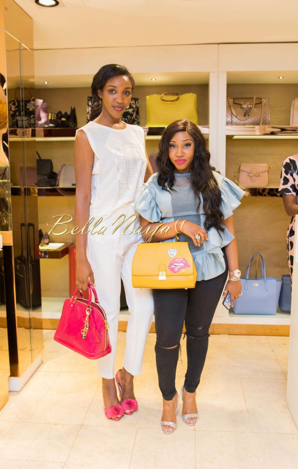 Idia Aisien & Jennifer Obayuwana