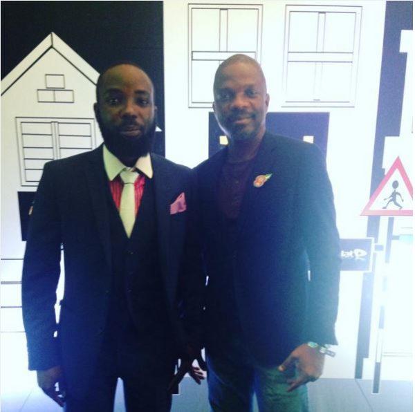 Ishaya Bako & Joseph Amen