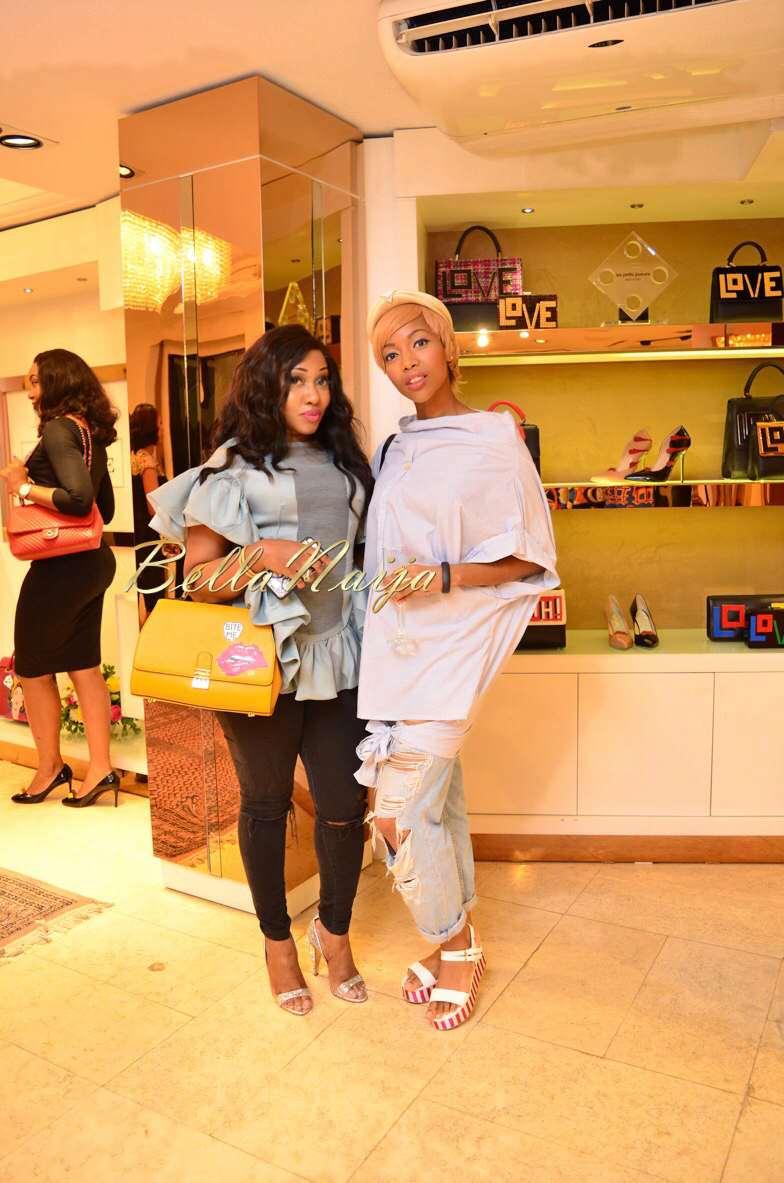 Jennifer Obywuana & Temi Dollface